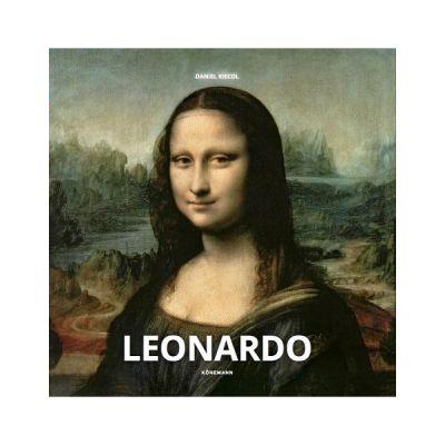 Album de arta Leonardo da Vinci - Daniel Kiecol