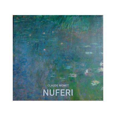 Album de arta Nuferi Claude Monet - Marina Linares