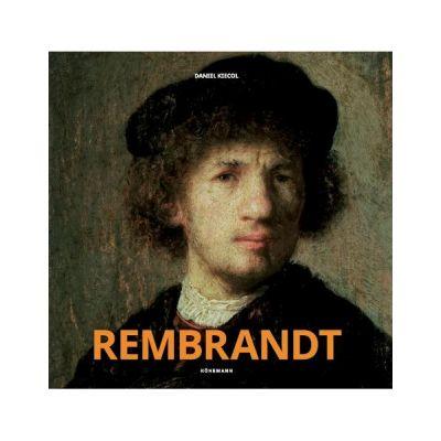 Album de arta Rembrandt - Daniel Kiecol