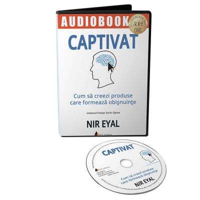 Audiobook. Captivat - Nir Eyal