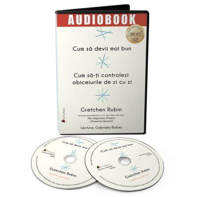 Audiobook. Cum sa devii mai bun - Gretchen Rubin