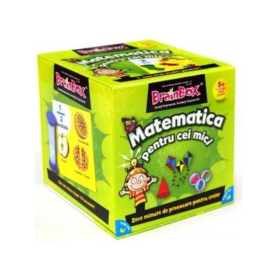Brainbox. Matematica pentru cei mici - Ludicus