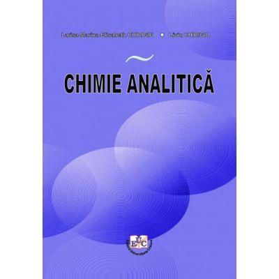 Chimie Analitica - Larisa-Marina-Elisabeth Chirigiu, Liviu Chirigiu