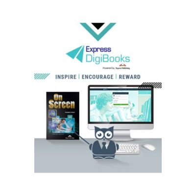 Cod digibooks app. On screen C1 Caiet si gramatica