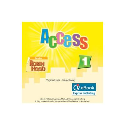 Curs limba engleza Access 1 ie-book - Virginia Evans