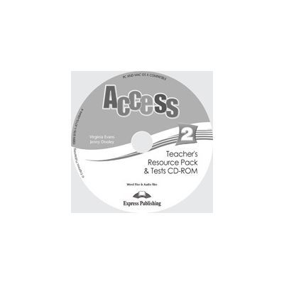 Curs limba engleza Access 2 Material Aditional pentru Profesor CD-ROM cu Teste - Virginia Evans