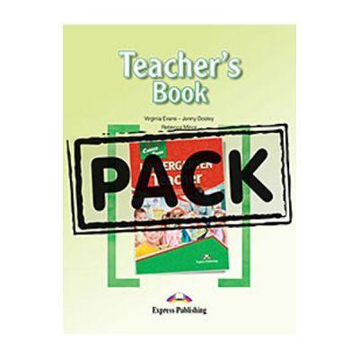 Curs limba engleza Career Paths Kindergarten Teacher Pachetul profesorului - Virginia Evans, Jenny Dooley, Rebecca Minor