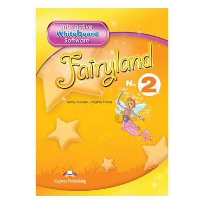 Curs limba engleza Fairyland 2 Ghidul profesorului pentru tabla interactiva - Jenny Dooley, Virginia Evans