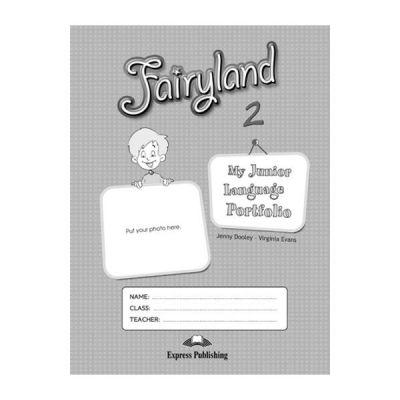 Curs limba engleza Fairyland 2 My Language Portfolio - Jenny Dooley, Virginia Evans