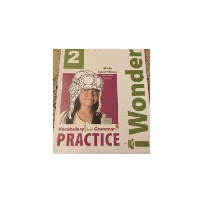 Curs limba engleza i-wonder 2 Vocabular si gramatica - Jenny Dooley