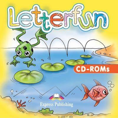 Curs limba engleza Letterfun 2 CD - Virginia Evans