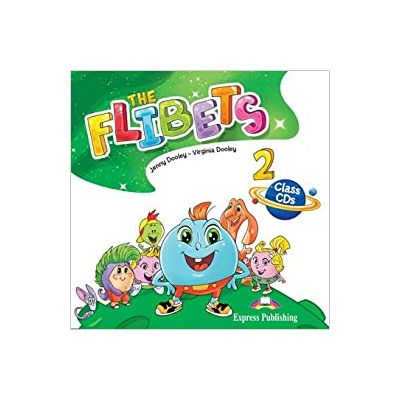 Curs limba engleza The Fibets 2 audio Set 2 CD la manual - Jenny Dooley