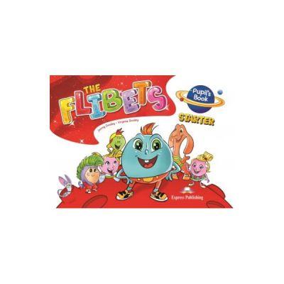 Curs limba Engleza The Filbets Starter Manualul elevului - Jenny Dooley
