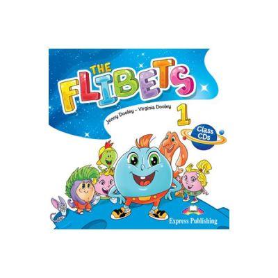 Curs limba engleza The Flibets 1 audio CD manual - Jenny Dooley