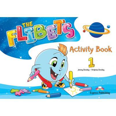 Curs limba engleza The Flibets 1 caietul elevului - Jenny Dooley