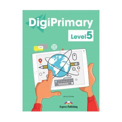Digi primary level 5 digi-book application