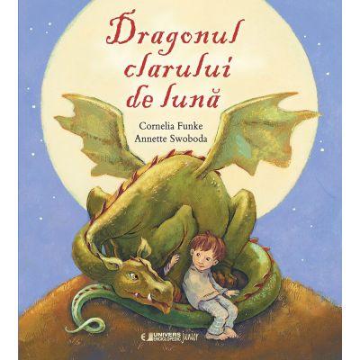Dragonul Clarului de Luna - Cornelia Funke