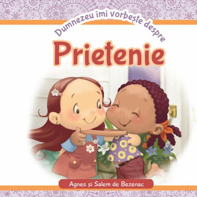 Dumnezeu imi vorbeste despre prietenie - Agnes de Bezenac, Salem de Bezenac
