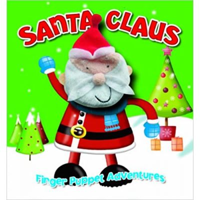 Finger Puppet Adventures: Santa Claus