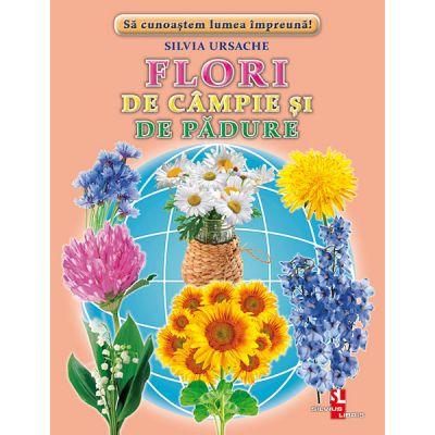 Flori de campie si de padure - Silvia Ursache
