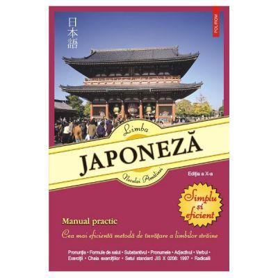 Limba japoneza + CD. Simplu si eficient Editia 10 - Neculai Amalinei