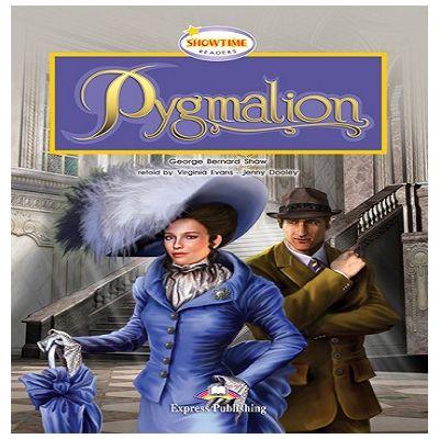 Literatura adaptata pentru copii Pygmalion cu CD - Virginia Evans