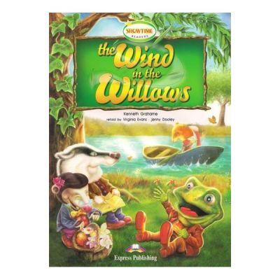 Literatura adaptata pentru copii The wind in the willows. Cu CD - Virginia Evans