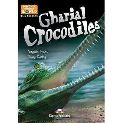 Literatura CLIL Gharial Crocodiles cu cross-platform App. - Virginia Evans