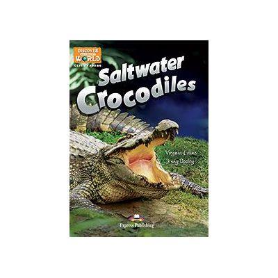 Literatura CLIL Saltwater Crocodiles. With cross-platform application - Virginia Evans