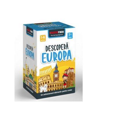 MemoRace. Descopera Europa - Ludicus