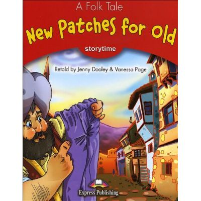 New patches for old DVD - Jenny Dooley