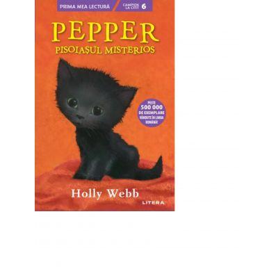 Pepper, pisoiasul misterios - Holly Webb
