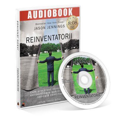 Reinventatorii. Audiobook - Jason Jennings