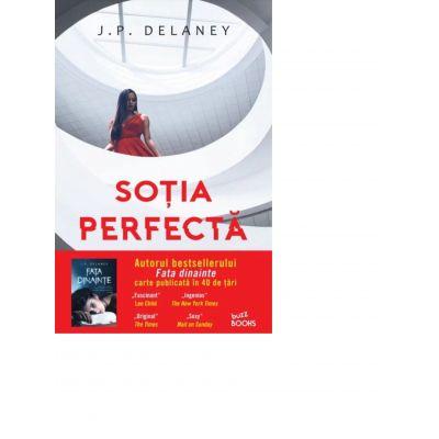 Sotia perfecta - J. P. Delaney