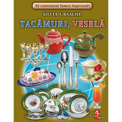 Tacamuri, vesela - Silvia Ursache
