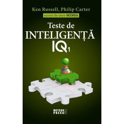 Teste de inteligenta IQ 1 - Ken Russell, Philip Carter