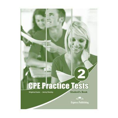 Teste limba engleza CPE Practice Tests 2 Manualul elevului - Virginia Evans