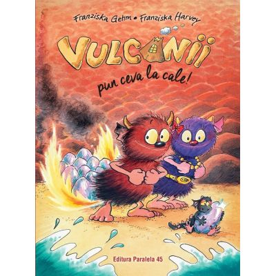 Vulcanii pun ceva la cale! - Franziska Gehm
