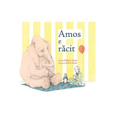Amos e racit. Paperback - Philip C. Stead
