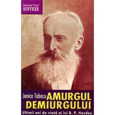 Amurgul demiurgului - Jenica Tabacu