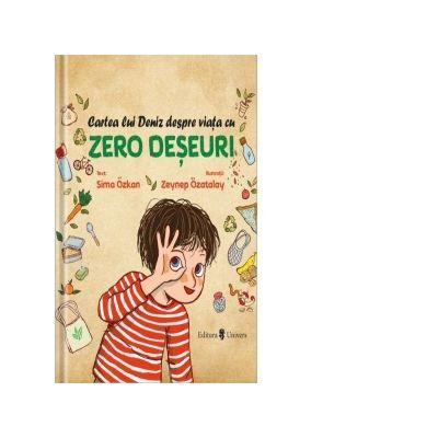 Cartea lui Deniz despre viata cu zero deseuri - Sima Ozkan