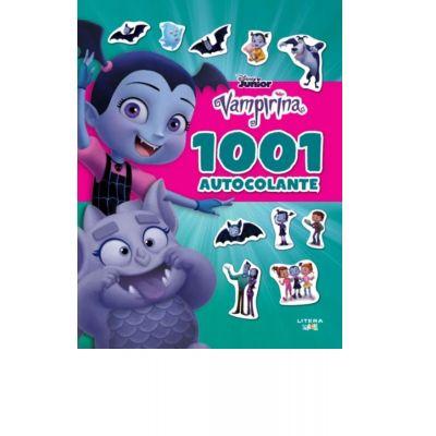 Disney Junior. Vampirina. 1001 de autocolante