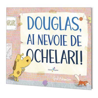Douglas, ai nevoie de ochelari! - Ged Adamson