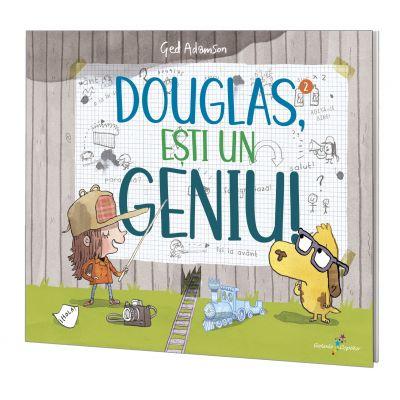 Douglas, esti un geniu! - Ged Adamson