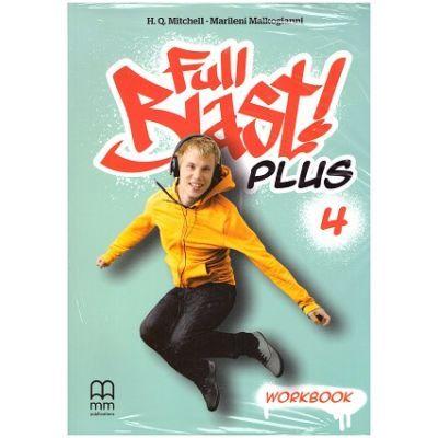Full Blast Plus 4 - Workbook - H. Q. Mitchell, Marileni Malkogianni