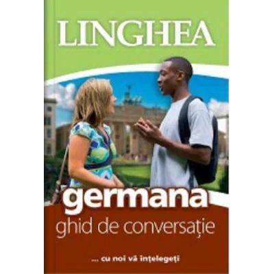 Ghid de conversatie roman-german EE