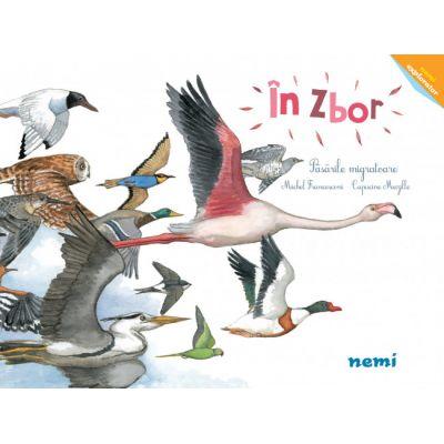 In zbor - Pasarile migratoare - Capucine Mazille, Michel Francesconi
