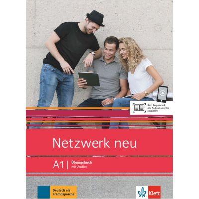 Netzwerk neu A1, Ubungsbuch mit Audios. Deutsch als Fremdsprache - Stefanie Dengler, Tanja Mayr-Sieber, Paul Rusch, Helen Schmitz