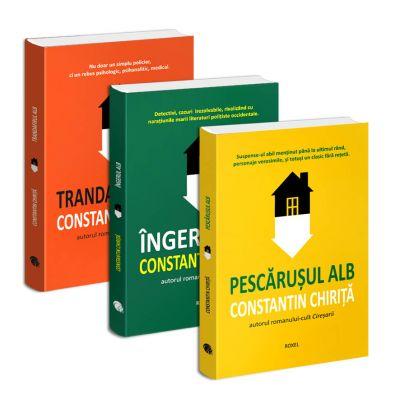 Pachet Trilogia in alb - Constantin Chirita