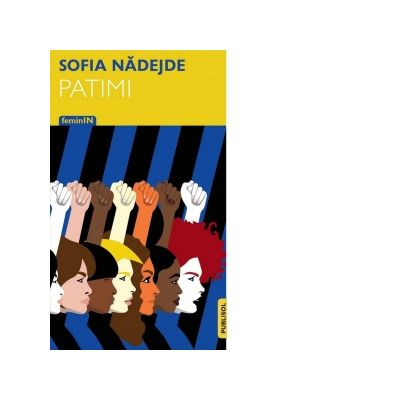 Patimi - Sofia Nadejde